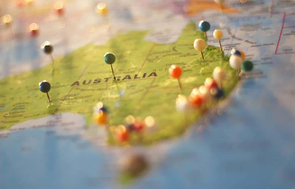 リロケーション オーストラリア