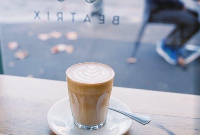 メルボルンカフェコーヒーBeatrix