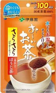 日本お土産ほうじ茶