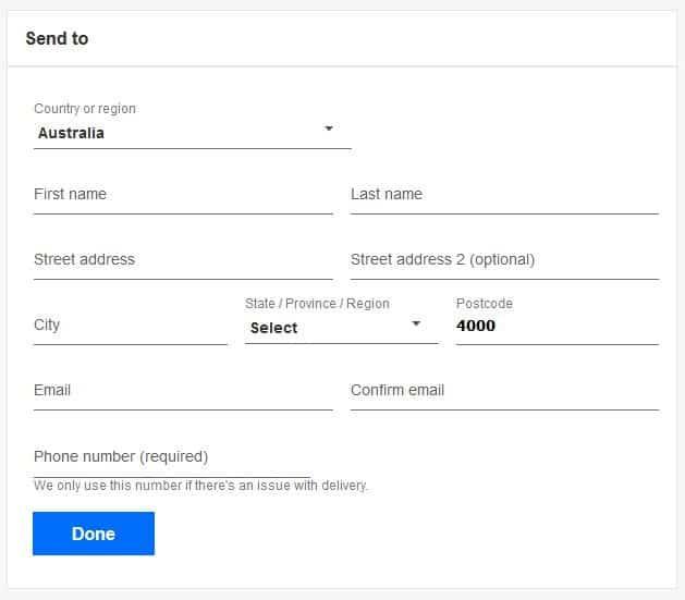 オーストラリア通販サイト注文する方法