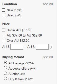 オーストラリアネットショッピング